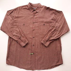 Patagonia Mens Size XL Button Up Long Sleeve Outdo